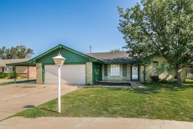 5806 49TH Ave, Amarillo, TX 79109 (#18-117239) :: Gillispie Land Group