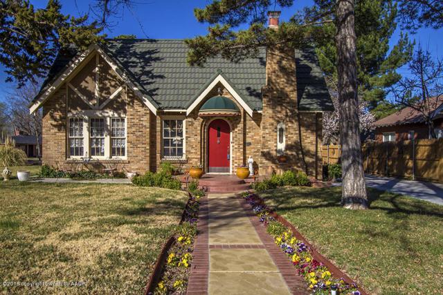 2122 S Hayden St, Amarillo, TX 79109 (#18-117240) :: Lyons Realty