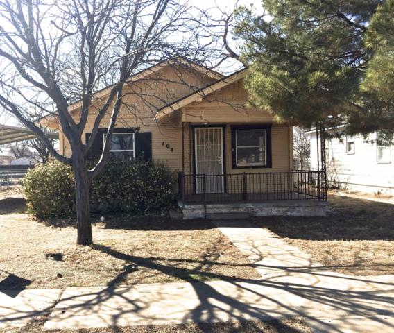404 Alabama St, Amarillo, TX 79106 (#18-117555) :: Edge Realty
