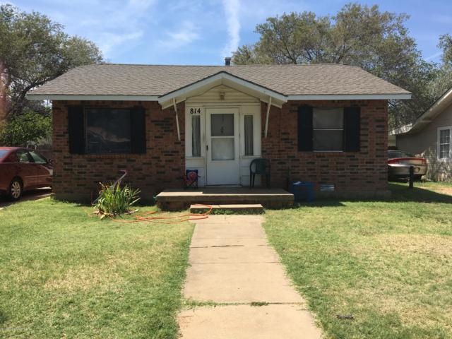 814 Kentucky St S, Amarillo, TX 79106 (#18-117559) :: Edge Realty