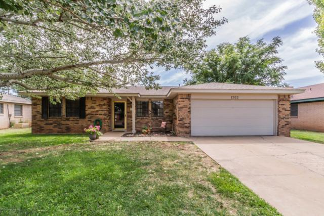 7303 Elmhurst Dr, Amarillo, TX 79121 (#18-117564) :: Edge Realty