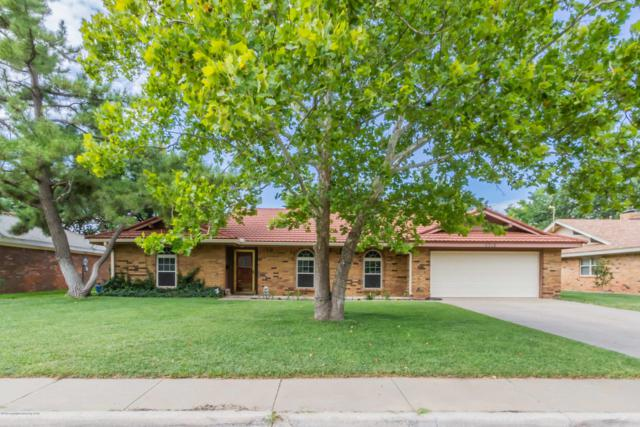 3712 Rutson Dr, Amarillo, TX 79109 (#18-117626) :: Keller Williams Realty