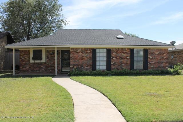 6707 Michelle Dr, Amarillo, TX 79109 (#18-117658) :: Gillispie Land Group