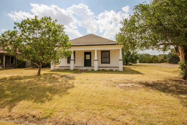 500 Parks St, Claude, TX 79019 (#18-117709) :: Edge Realty