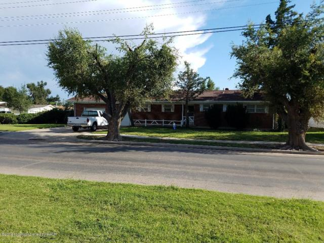 905 Sw 19th Ave, Perryton, TX 79070 (#18-117819) :: Gillispie Land Group