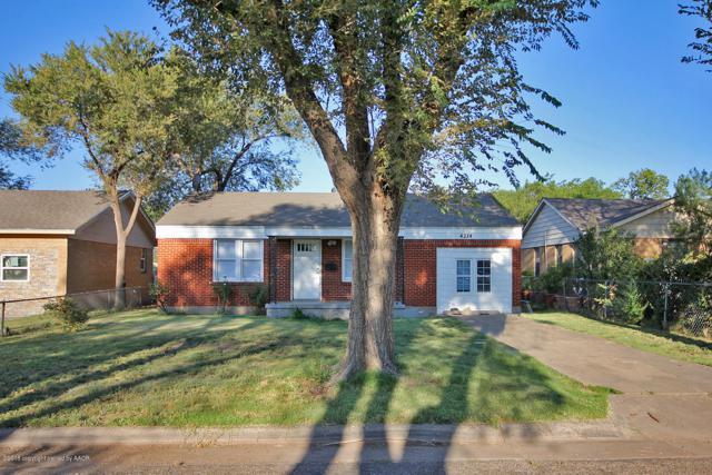 4214 Travis St, Amarillo, TX 79110 (#18-117911) :: Gillispie Land Group