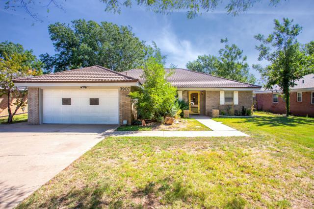 3907 Danbury Dr, Amarillo, TX 79109 (#18-117937) :: Keller Williams Realty