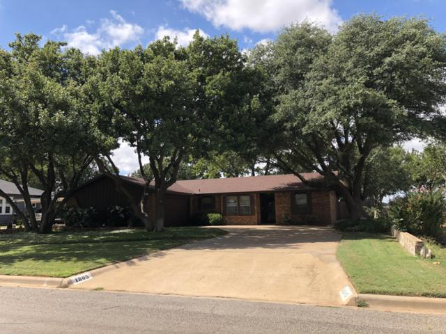 1805 East Avenue, Wellington, TX 79095 (#18-117970) :: Edge Realty