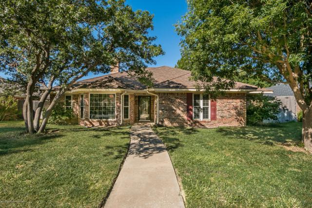 6416 Mooregate Dr, Amarillo, TX 79109 (#18-118053) :: Keller Williams Realty