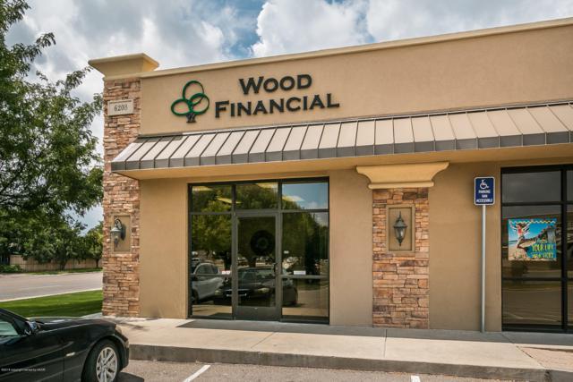 6208 Hillside Ste 1300, Amarillo, TX 79109 (#18-118054) :: Gillispie Land Group