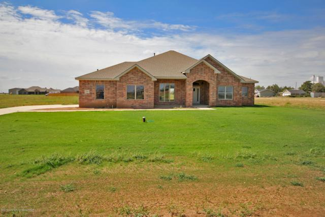 2350 Ginger Dr, Bushland, TX 79012 (#18-118124) :: Keller Williams Realty
