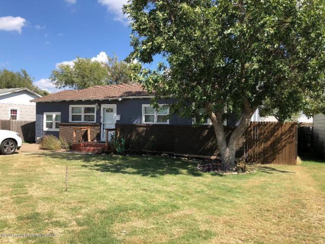 5007 Crockett St, Amarillo, TX 79110 (#18-118137) :: Big Texas Real Estate Group