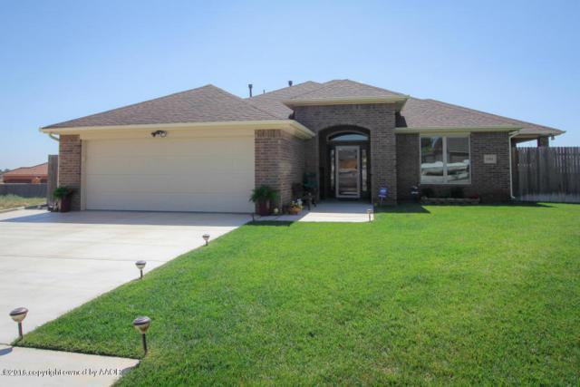 1301 Montcrest Way, Amarillo, TX 79124 (#18-118312) :: Elite Real Estate Group