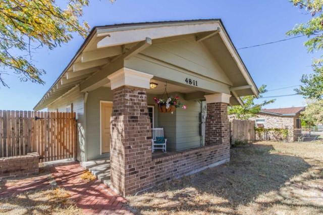 4811 Angelus Dr, Amarillo, TX 79108 (#18-118529) :: Edge Realty