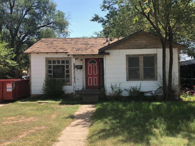 4335 S Tyler St, Amarillo, TX 79110 (#18-118599) :: Edge Realty