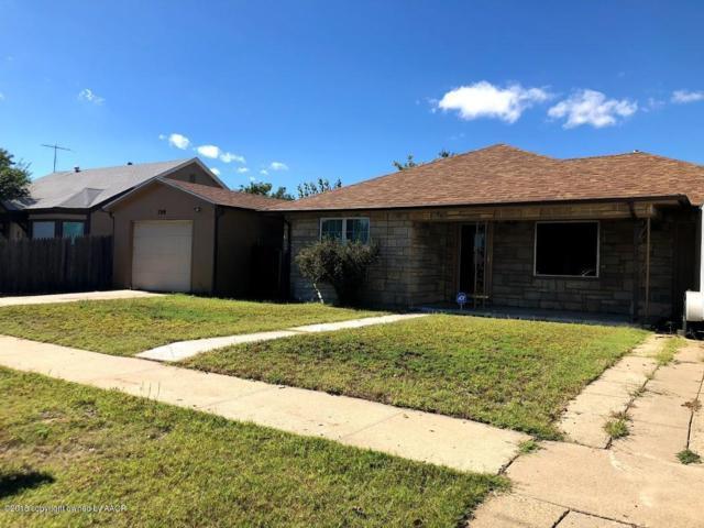 709 Dixon St, Borger, TX 79007 (#18-118647) :: Edge Realty