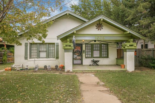 1609 Taylor St, Amarillo, TX 79102 (#18-118705) :: Edge Realty