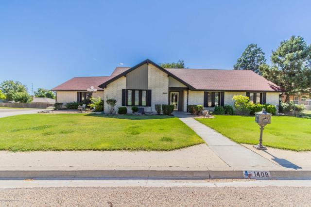 1408 Creekmere Dr, Canyon, TX 79015 (#18-118723) :: Elite Real Estate Group
