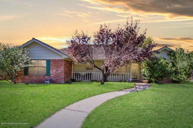 7104 Birkshire Dr, Amarillo, TX 79109 (#18-118736) :: Keller Williams Realty