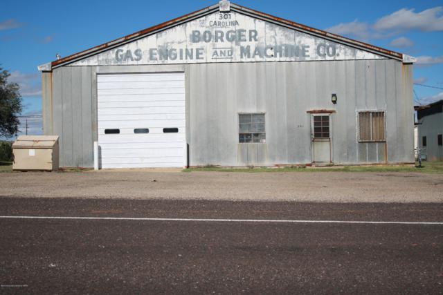 301 Carolina, Borger, TX 79107 (#18-118769) :: Edge Realty
