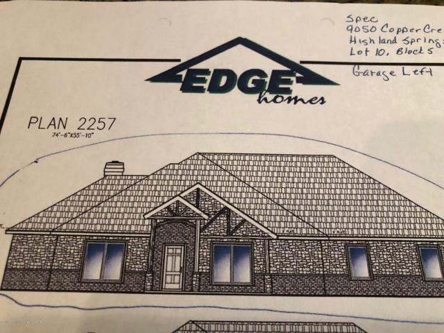 9050 Copper Creek Dr, Amarillo, TX 79119 (#18-118794) :: Edge Realty
