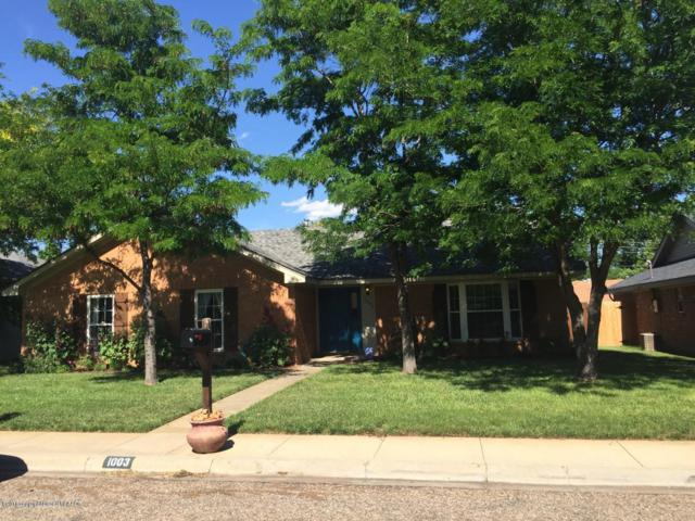 1003 Santa Fe Trl, Canyon, TX 79015 (#18-118798) :: Elite Real Estate Group