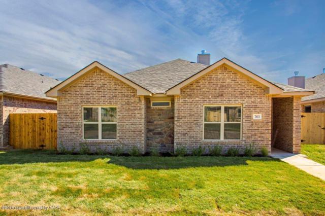 7411 Nick St, Amarillo, TX 79119 (#18-118922) :: Edge Realty