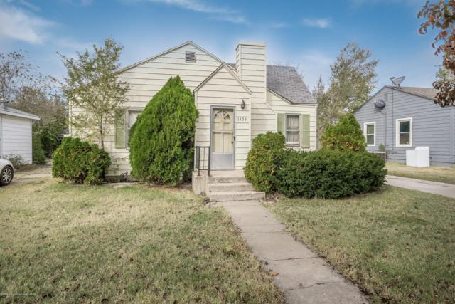 1309 Mary Ellen St N, Pampa, TX 79065 (#18-118975) :: Elite Real Estate Group