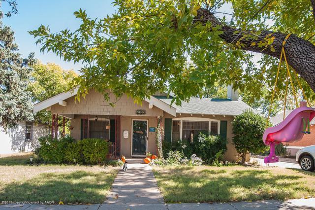 1703 Monroe St, Amarillo, TX 79102 (#18-119008) :: Elite Real Estate Group