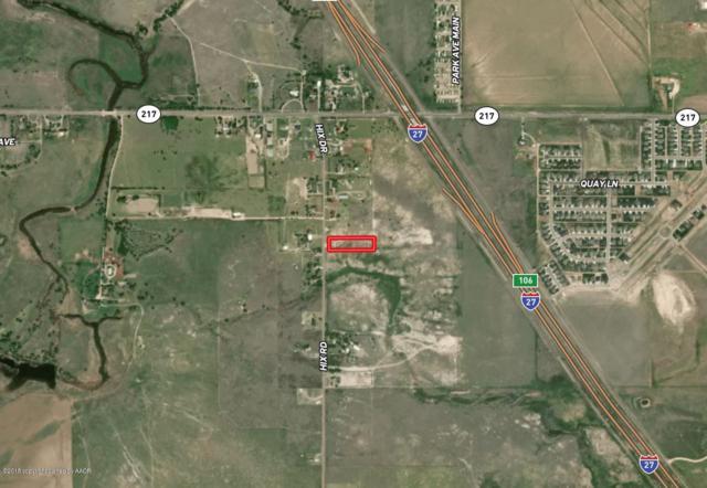 East Canyon & Hix Rd., Canyon, TX 79015 (#18-119066) :: Elite Real Estate Group