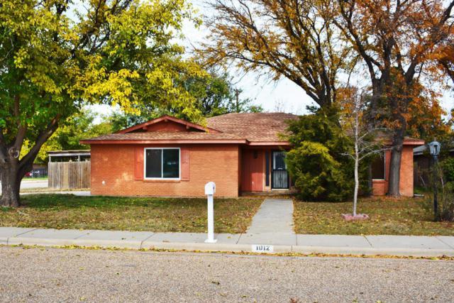 1012 W Oak, Dimmitt, TX 79027 (#18-119125) :: Lyons Realty