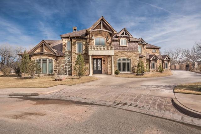 43 Merion Pl, Amarillo, TX 79124 (#18-119162) :: Keller Williams Realty