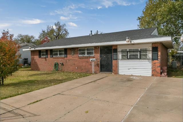 1403 Heather St, Amarillo, TX 79107 (#18-119217) :: Elite Real Estate Group