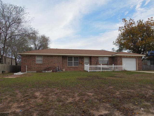 607 4th St E, Lefors, TX 79054 (#18-119221) :: Elite Real Estate Group