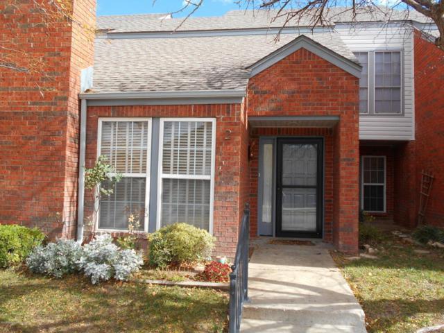 3401 Brennan Blvd #2, Amarillo, TX 79121 (#18-119243) :: Keller Williams Realty