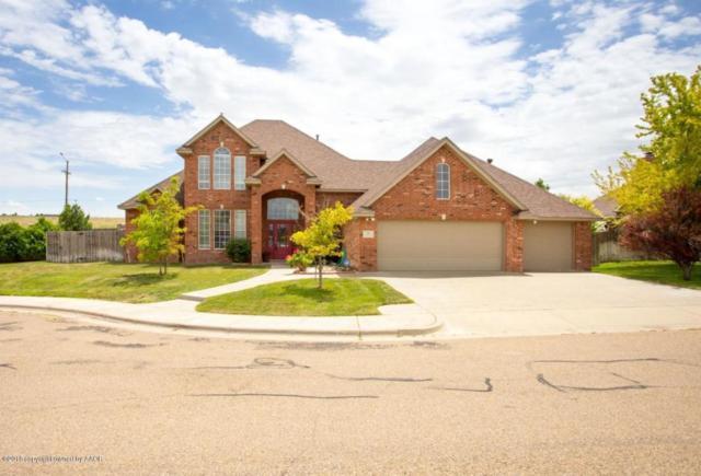 18 Muirfield Ln, Amarillo, TX 79124 (#18-119245) :: Keller Williams Realty