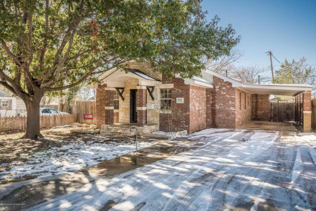 1602 S Palo Duro St, Amarillo, TX 79106 (#18-119504) :: Keller Williams Realty