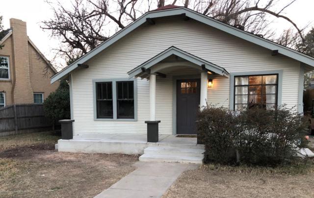 805 Sunset Ter, Amarillo, TX 79106 (#18-119951) :: Elite Real Estate Group