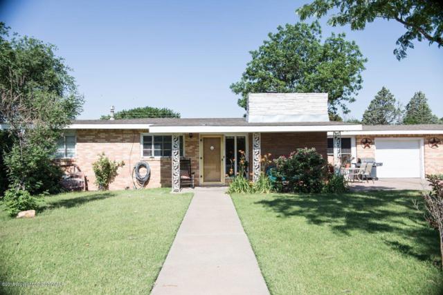 306 Western St, Claude, TX 79019 (#18-120008) :: Elite Real Estate Group