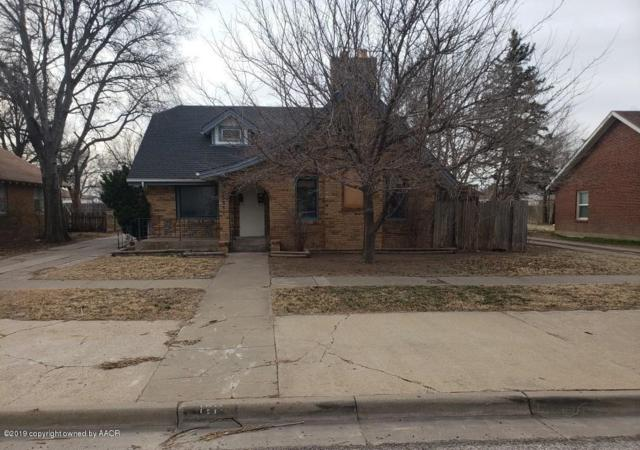 1211 11TH Ave, Amarillo, TX 79101 (#19-1005) :: Lyons Realty