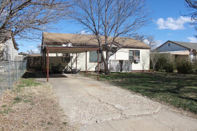 1408 Park Ave, Panhandle, TX 79068 (#19-1247) :: Big Texas Real Estate Group