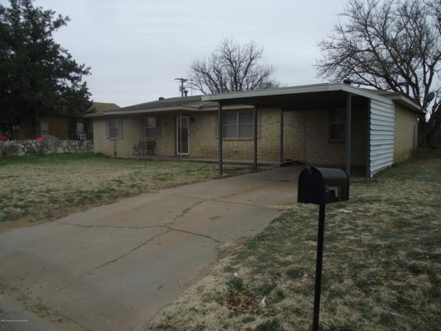 803 Graham St, Wellington, TX 79095 (#19-1269) :: Elite Real Estate Group