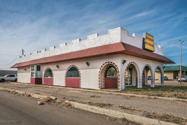 6007 Sw 45th Ave, Amarillo, TX 79109 (#19-1296) :: Keller Williams Realty