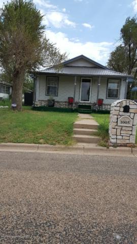1005 Jackson St, Borger, TX 79007 (#19-1317) :: Edge Realty