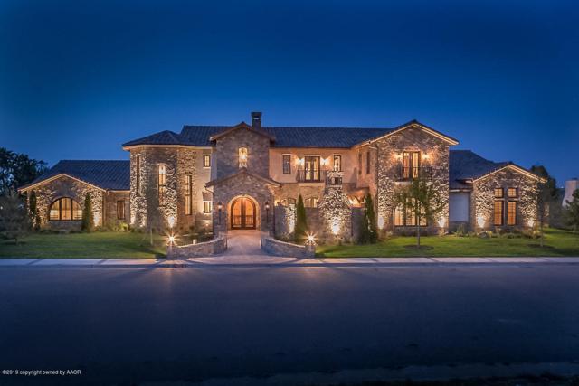 14 Carnoustie Ln, Amarillo, TX 79124 (#19-1321) :: Keller Williams Realty