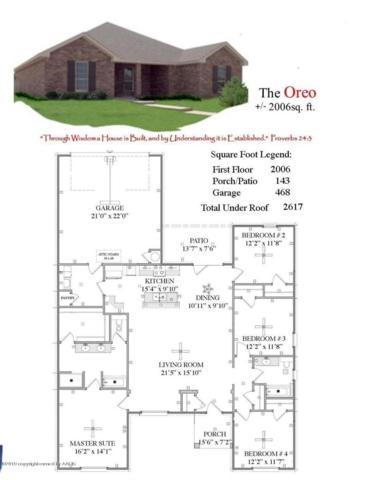 54 Nicci Ln, Canyon, TX 79015 (#19-1327) :: Big Texas Real Estate Group