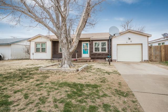 305 Oak Ave, Dumas, TX 79029 (#19-1378) :: Edge Realty