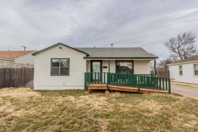 4016 Parker St, Amarillo, TX 79110 (#19-1422) :: Edge Realty