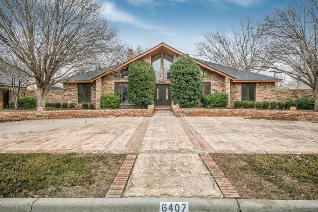 6407 Claremont Dr, Amarillo, TX 79109 (#19-1513) :: Lyons Realty
