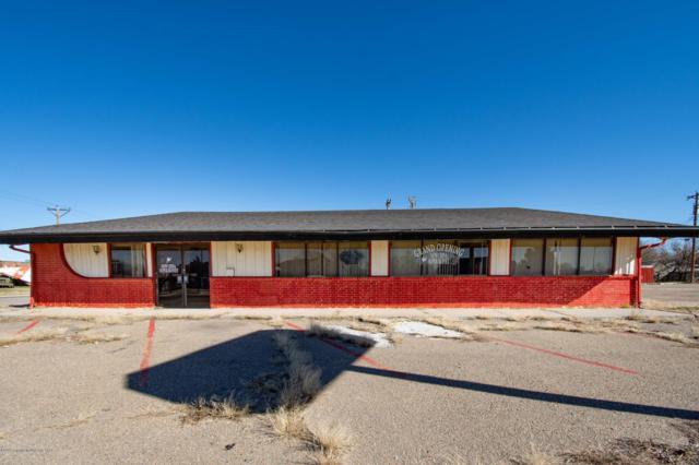518 N Hobart St, Pampa, TX 79065 (#19-1580) :: Edge Realty